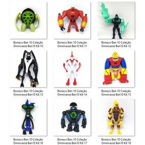Boneco Ben 10 Omniverse Vários Modelos