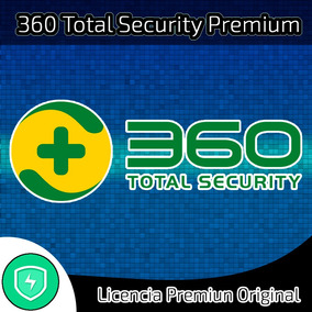 360 Total Security Premium 1 Pc 1 Año Optimizador Limpieza