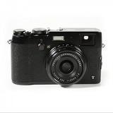 Fujifilm X100t Cámara Digital Compacta (negro)