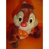 Ardilla Muñeco Chipy Dale Autentica Disneyland