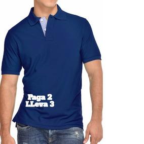 Pague 2 Unidades Lleva 3 Camisas Polo! Oferta De Temporada