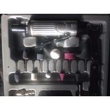 Amoladora Mini Torno Neumático Accesorios Eurotech Z Norte