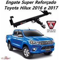 Engate Super Reforçado 4000 Kg Toyota Hilux 2016 2017