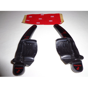 Paletas De Cambios Tipo F1 Dsg Para Volante Vw Audi Seat