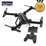 Drone Skyhunter Con Camara Wifi 6 Ejes 2.4ghz Ultimo Modelo