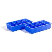 Seleccione Culinario Silicona Cubito De Hielo - Grandes Cubo