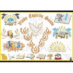 Bordados Computadorizados Evangélicas, Crista Gospel