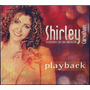 Cd Shirley Carvalhaes - A Espera De Um Milagre Play-back