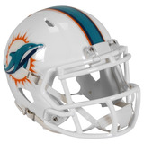 Casco Riddell Nfl Miami Dolphins Futbol Americano Mini Speed