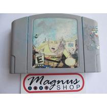 Paperboy Para Nintendo 64 N64 Paper Boy Entrega Periodicos