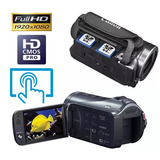 Filmadora Canon Hf M400 Fullhd Sensor Profesional Doble Sd