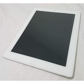 Ipad 4 16gb Branco Apple Impecável