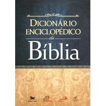 Dicionário Enciclopédico Da Bíblia Editora Paulus