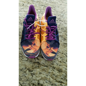 Tenis adidas Gymbreaker Bounce Cross Training Mujer 26.5 Mx