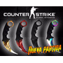 Cuchillos Karambit Counter Strike (csgo)