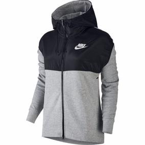 Chamarra Nike Sportswear Advance 15 Para Mujer Gym Correr