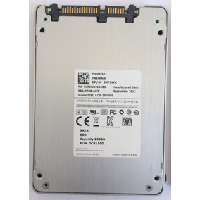 Hd Ssd Liteon Lite On 256gb Sata3 Dell 2.5 7mm Lcs 256m6s