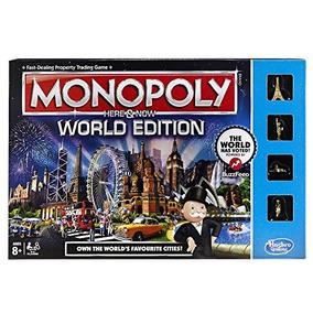 Monopoly Here Now Ahora Con Nuevos Tokens En Mercado Libre Mexico
