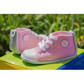 Hermosos Tenis Para Bebe Niña Zapatos No Tuerce Babycute
