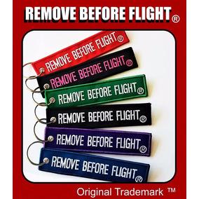 Remove Before Flight - Tag Textil Varios Colores