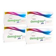 Demograss Plus 30 Capsulas De 500mg C/u (4 Cajas)