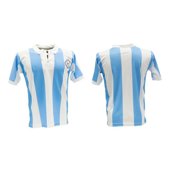 Camiseta De Futbol Retro De Racing
