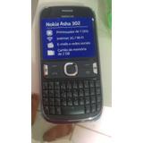 Nokia 302, 3g, Novo, Caixa Lacrada.