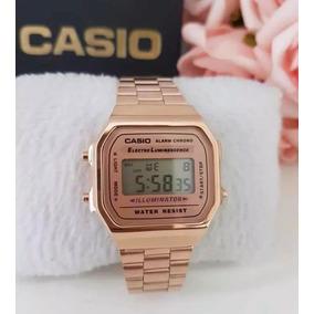 51b8e8877d6 Despertador Silencioso Casio - Relógios De Pulso no Mercado Livre Brasil