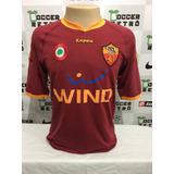 Camisa Roma 2007-08 Totti 10