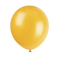 Autobús Escolar Amarillo 12 \globos De Látex 15ct