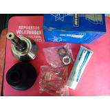 Kit Fuelle Homocinetica Vw Polo - Caddy 1.9 Diesel