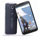 Celular Motorola Nexus 6 Color Negro 4g Lte 32gb