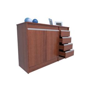 Mueble bahiut vajillero estilo campo en mercado libre for Muebles estilo nordico argentina