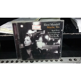 Cd - Eleni Mandell - Maybe, Yes