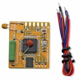 Chip Amarelo V1.0 Para Slim Placas Corona E Trinity