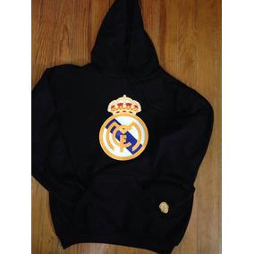 Sudadera Tipo Real Madrid Personalizada