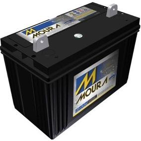 Bateria Moura Estacionári 12mn80 Ah Ref Df1500 93ah Freedom