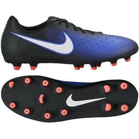 new concept 90b70 b1554 Guayos Nike Magista Ola Ii Fg - Azul