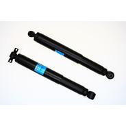 2 Amortiguadores Traseros Gmc C1500 1992 4.3l Boge
