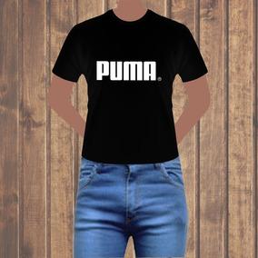 6c30aefe27842 Playera Negra Marca Puma en Mercado Libre México