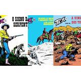 Tex Willer Coleção Digital A Mais Completa E Atual 2018 Dvd