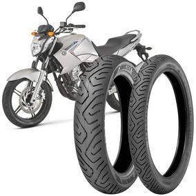 2 Pneu Moto Ys 250 Fazer Technic 130/70-17 62s 100/80-17 52s