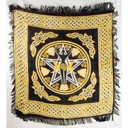 Manta De Pentagram Para Altar O Decorar