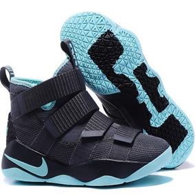 Tênis Nike Lebron Soldier Xl 11 Kobe Foamposite Novo Caixa