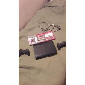 Vendo Playstation 3 Ultra Slim De 500gb En Muy Buen Estado