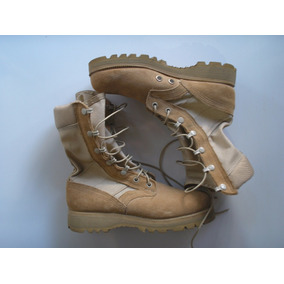 Botas Militares Us Army Desert Made In Usa 5 R 36