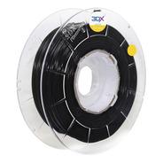 Filamento Pla 1,75 Mm | 500g | Preto 3dx