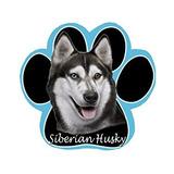 Husky Non Slip Paw Shaped Mouse Pad