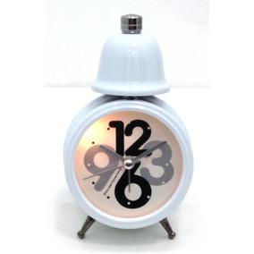 Relógio Despertador Analógico Mod Antigo 1sino Mecânico 9025
