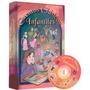 Libro Cuentos Clasicos Infantiles + Dvd